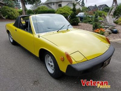 usado Porsche 914 1,8 Injection 5-gears