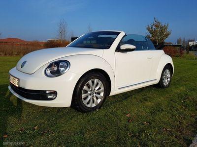 gebraucht VW Beetle 1,2 TSI BMT 105HK Cabr. 6g