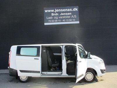 brugt Ford Custom Transit310 L2H1 2,2 TDCi Trend Mandskabsbil 125HK Van 2014