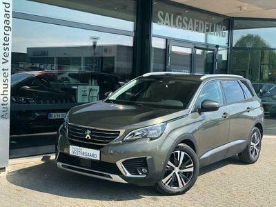 brugt Peugeot 5008 1,6 BlueHDi Allure EAT6 120HK 5d 6g Aut.