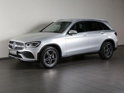 brugt Mercedes GLC300 2,0 AMG Line aut. 4-M