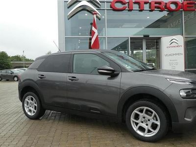 used Citroën C4 Cactus 1,6 Blue HDi Skyline start/stop 100HK 5d