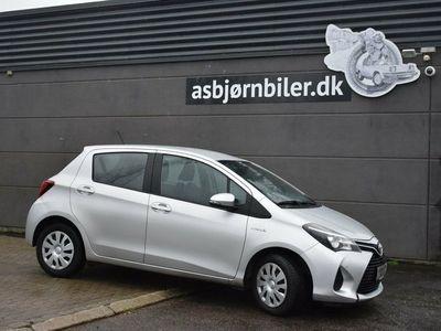 gebraucht Toyota Yaris Hybrid 1,5 Hybrid CVT