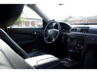 brugt Mercedes S320 S320 3,2lang 3,2 4d