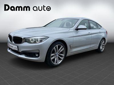 brugt BMW 320 Gran Turismo 2,0 d Steptronic Executive 190HK Sedan aut