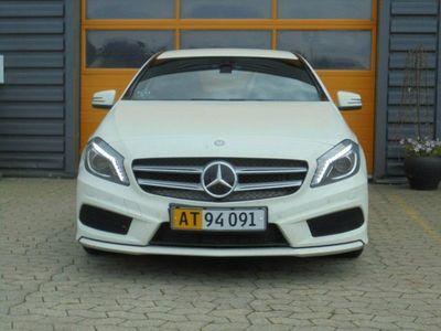 brugt Mercedes A220 2,2 CDi aut. Van