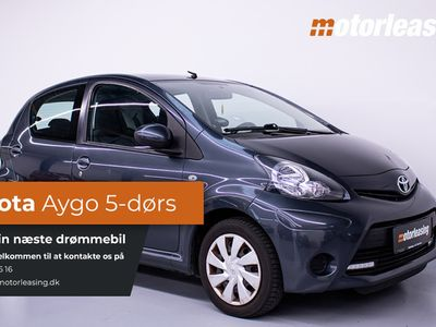 brugt Toyota Aygo T2 Air