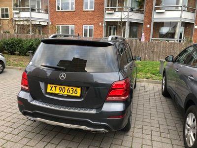 brugt Mercedes GLK220 CDI AUT.BE