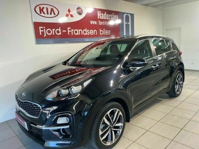 brugt Kia Sportage 1,6 CRDi mHEV Collection 1+2 DCT