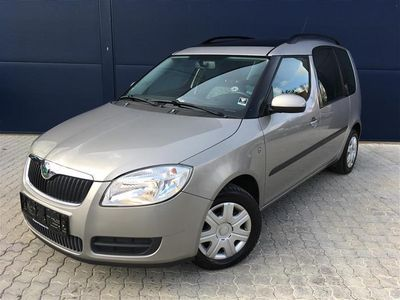 second-hand Skoda Roomster 1,2 70HK
