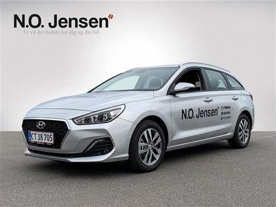 brugt Hyundai i30 Cw 1,0 T-GDI Trend 120HK Stc 6g