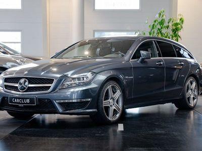 brugt Mercedes CLS63 AMG 5,5 AMG SB aut.