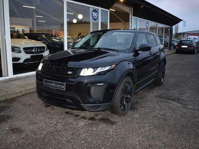 brugt Land Rover Range Rover evoque 2,0 TD4 180 SE Dynamic aut. Van