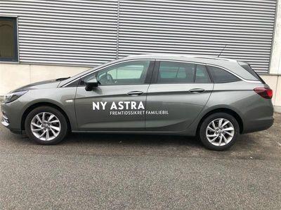 brugt Opel Astra Sports Tourer 1,5 Turbo Elegance 122HK Stc 6g