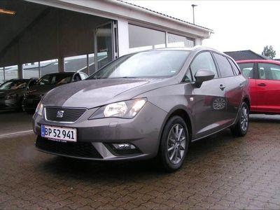 brugt Seat Ibiza 1,0 TSI Style Start/Stop 95HK Stc