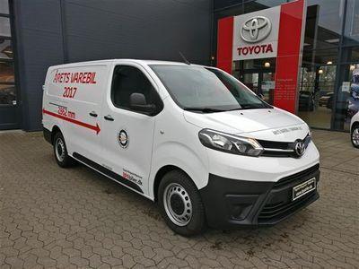 brugt Toyota Proace L2H1 2,0 D T2 Sensor 120HK Van 6g