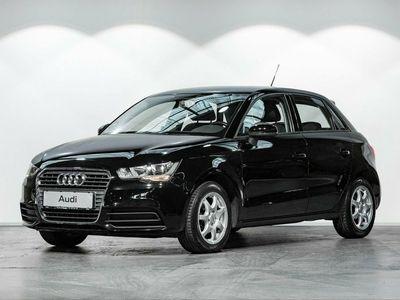 brugt Audi A1 Sportback 1,2 TFSi 86 Attraction