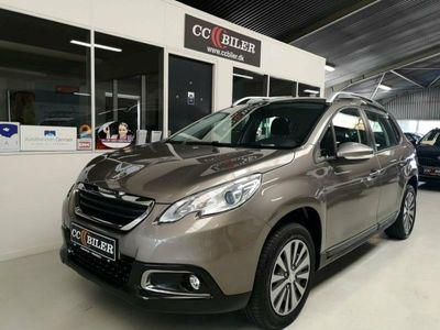 begagnad Peugeot 2008 1,2 e-VTi 82 Active ESG