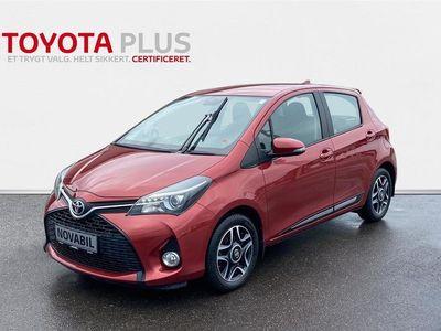brugt Toyota Yaris 1,3 VVT-I Style Edition 100HK 5d 6g A