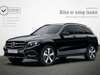 usado Mercedes GLC350 d 3,0 aut. 4-M