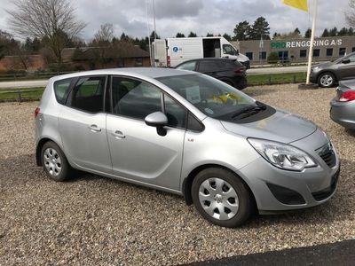 gebraucht Opel Meriva 1,4 Twinport Enjoy Limited 100HK