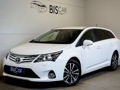 brugt Toyota Avensis 2,2 D-4D 150 T2 stc.