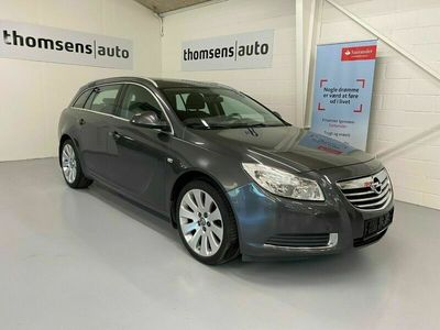 brugt Opel Insignia 1,8 Edition Sports Tourer