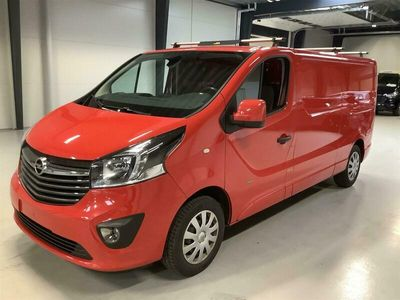 brugt Opel Vivaro L2H1 1,6 CDTI Sportive Start/Stop 125HK Van 6g C