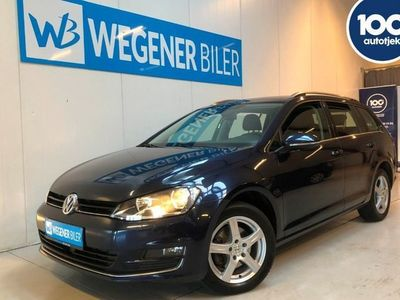 käytetty VW Golf VII TDi 150 Highline Variant BMT