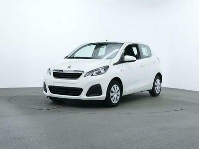 brugt Peugeot 108 1,0 e-Vti Active 72HK 5d A+++