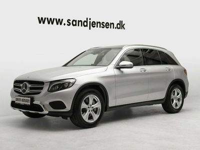 used Mercedes GLC220 d 2,2 Exclusive aut. 4-M