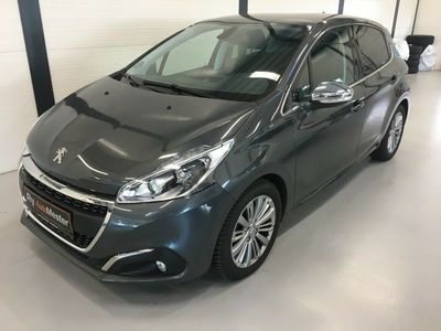 brugt Peugeot 208 1,6 BlueHDi 100 Desire