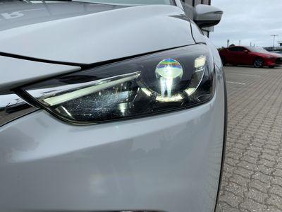 brugt Mazda CX-3 2,0 Skyactiv-G Optimum 120HK 5d 6g Aut. B