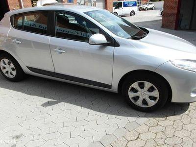 brugt Renault Mégane 1,6 16V Expression 110HK 5d 6g