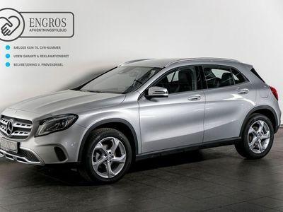 käytetty Mercedes GLA220 d 2,2 aut.