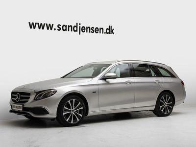 brugt Mercedes E300 2,0 Avantgarde stc. aut.