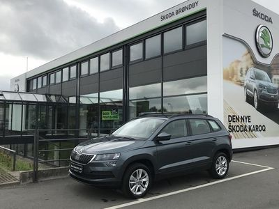second-hand Skoda Karoq 1,6 TDI Ambition Plus DSG 115HK 5d 7g Aut.