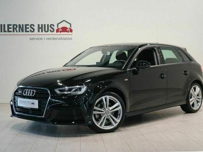 brugt Audi A3 Sportback TFSi Limited+ quattro S-tr