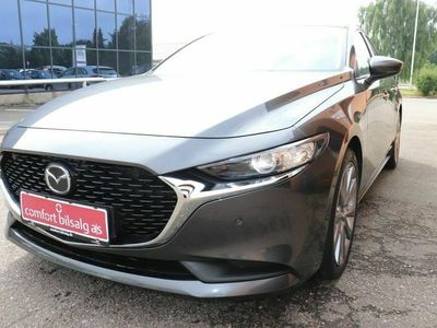 brugt Mazda 3 2,0 SkyActiv-G 122 Cosmo