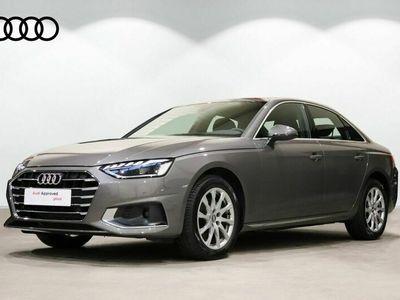 brugt Audi A4 35 TFSi Advanced+ S-tr.