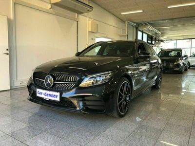 brugt Mercedes C300 e 2,0 AMG Night Edition stc. aut.