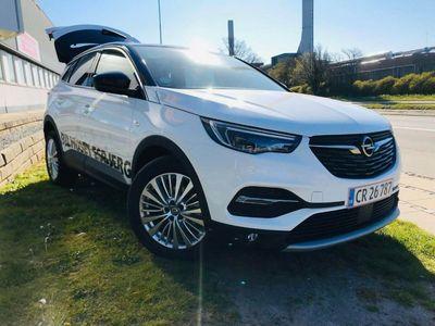 brugt Opel Grandland X 2,0 CDTi 177 Exclusive aut.