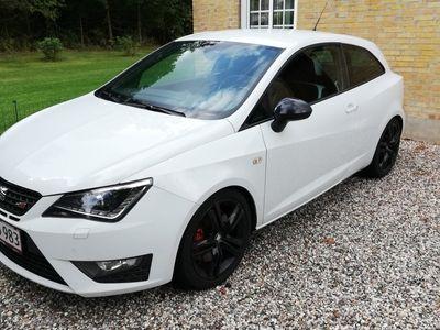 usado Seat Ibiza 1,8 TSI Cupra 192HK 3d 6g