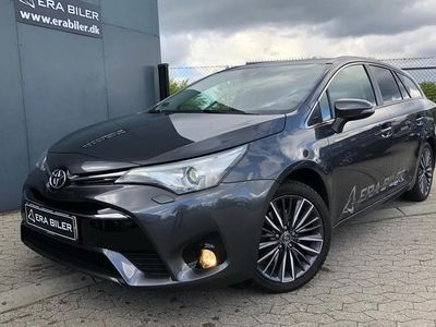 used Toyota Avensis Touring Sports 2,0 D-4D T2 Premium 143HK Stc 6g