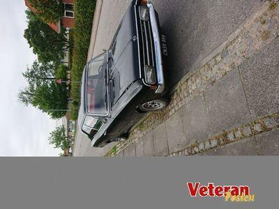 brugt Opel Rekord c coupé 2.0s