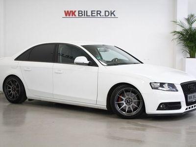 brugt Audi A4 2,0 TDi 143