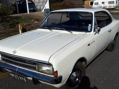 used Opel Rekord 1,9 coupe