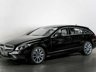brugt Mercedes CLS400 3,5 aut. 4-M