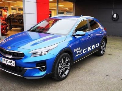 brugt Kia XCeed 1,4 T-GDI Comfort Edition 140HK 5d 6g