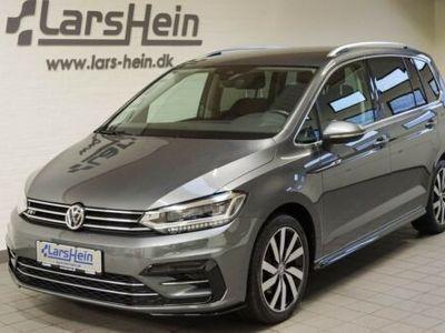 brugt VW Touran 2,0 TDi 190 R-line DSG